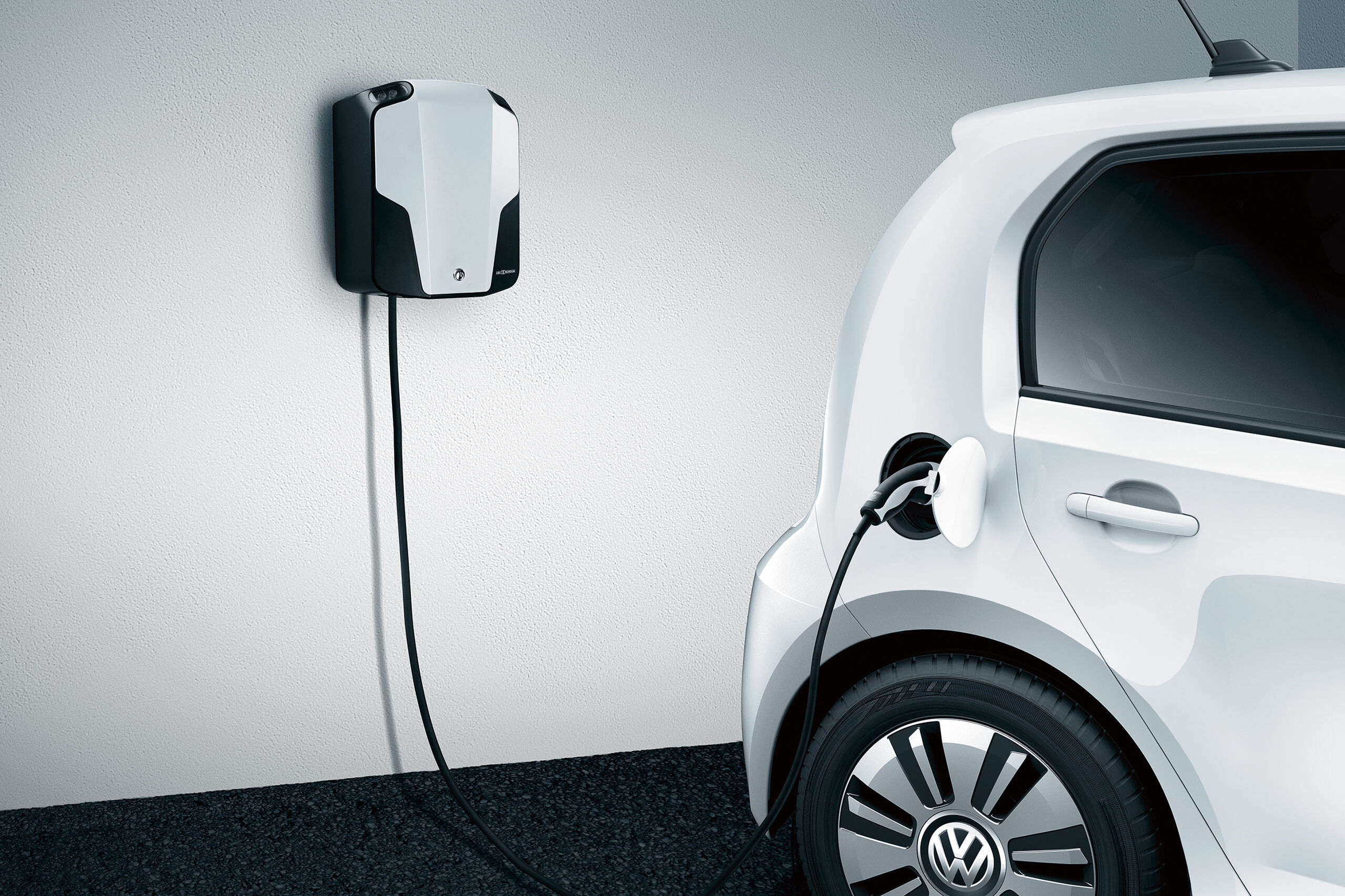 vw volkswagen elektro wallbox
