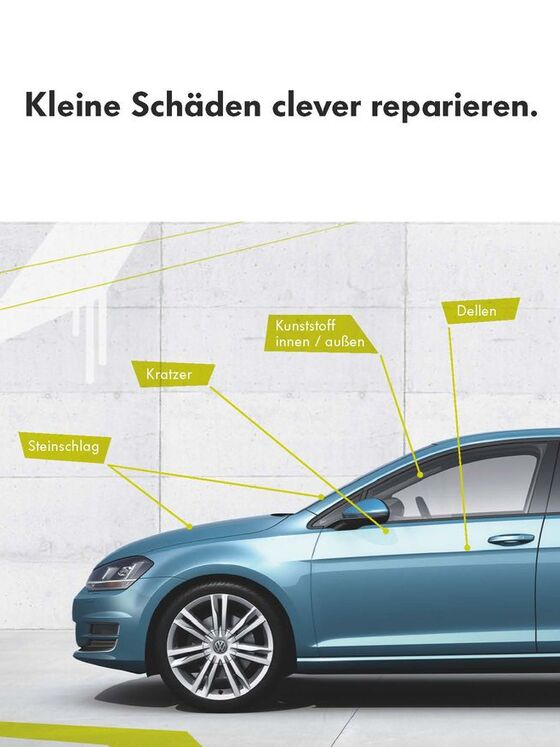 vw volkswagen clever repair